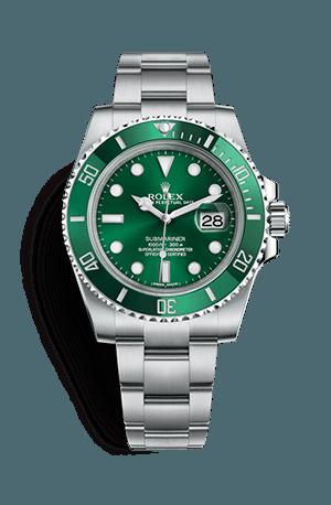 submariner date green